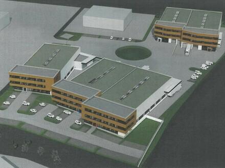Neues Büro und Lagerhalle in Linz-Süd!