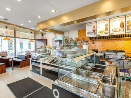 zentrale Gastro in Linz - Kebap, Burger, Pizza, Grill ?