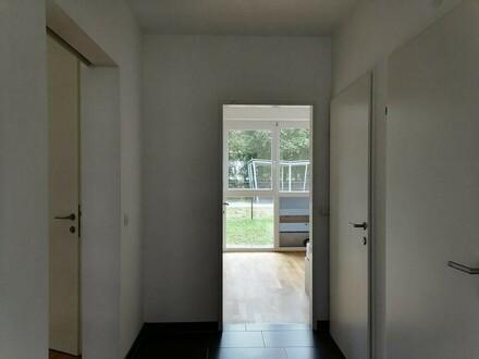 2-Zimmer Wohnung mit Garten!