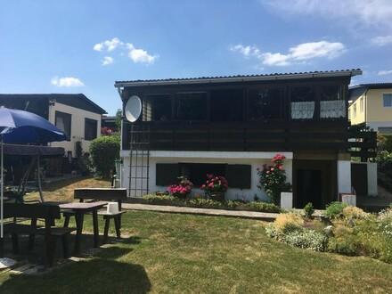 Der Sommer kommt - Gartenhaus in ruhiger Kleingartensiedlung!