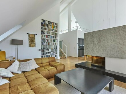 Unvergleichliches Penthouse mit atemberaubendem Ausblick!