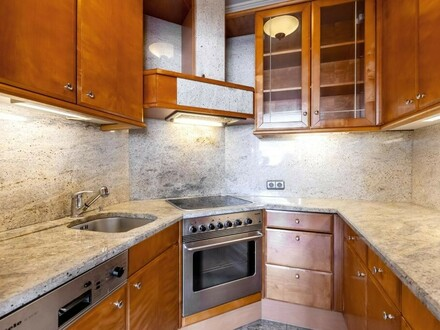Wohnung Lentia Küche