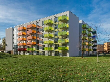 Großer Balkon - Ruhige 2-Zimmer-Wohnung - 1 Monat Mietfrei!