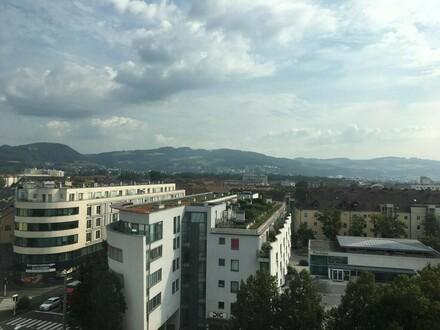 Zentral in Urfahr - Wohnen mit Rundumblick!