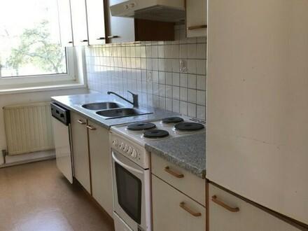 Wohn-/Schlafraum mit separater Küche und Bad!