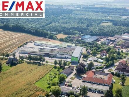 Lagerflächen im OG vom kompakten 50 m²- bis ca. 660 m² ist hier alles möglich!