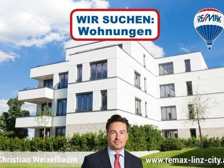 WIR SUCHEN - Wohnungen in Linz und Linz-Land