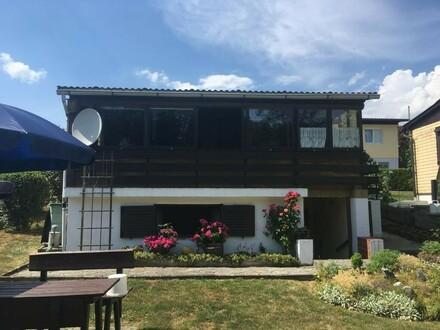 Pachtgrund mit Kleingartenhaus!