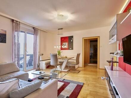 Sonnige 3-Zimmer-Wohnung!