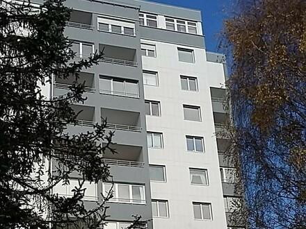 Hausansicht Anlegerwohnung Mauthausen