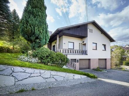 Platz für Ihre Familie - Einfamilienhaus mit großem Grundstück!