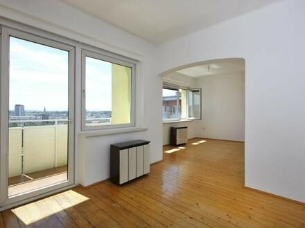 Altbauwohnung mit Penthouse Flair