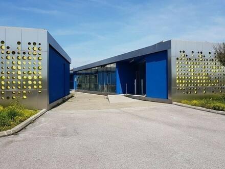 Betriebsliegenschaft im Ennshafen zu kaufen!