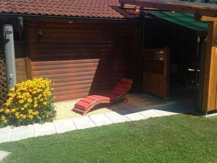 Wochenendhaus auf Pachtgrund in Adlwang