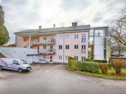 2-Zimmer-Wohnung mit Terrasse