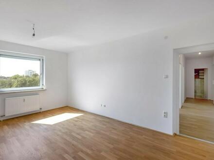 Gut aufgeteilte 2-Zimmer-Wohnung!