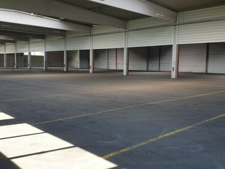 Reserviert Logistikflächen mit Rampen ab 1200m² prompt Verfügbar