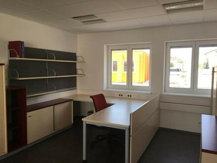 Büroflächen in Traun - teilweise möbliert möglich!