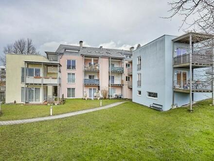 großzügige 2-Zimmer-Wohnung mit Balkon