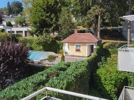 Großzügige Wohnung über zwei Ebenen - direkt am Römerberg!