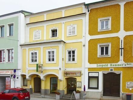 Wohn- und Geschäftshaus mit vermieteter Geschäftsfläche!