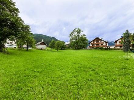 3566 m² Grundstück Dachstein-West - direkt beim Lift!