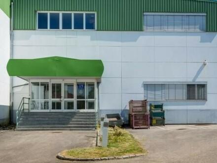 Vom kompakten 50 m²- bis zum Großraumbüro mit ca. 660 m² ist hier alles möglich!