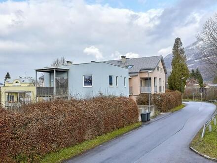1-Zimmer-Wohnung mit Terrasse und Garten