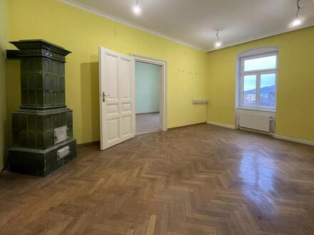 4er WG taugliche Altbauwohnung mitten in Linz