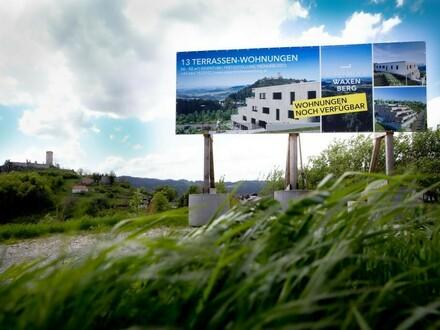 RESERVIERT - Terrassenwohnung mit Alpenblick - TOP 7 / 1.OG - provisionsfrei