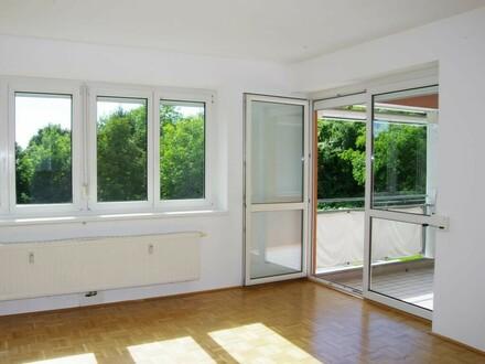 VERMIETET - 3 Zimmer Wohnung mit Loggia im Grünen (Katzbach)