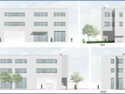 Betriebsbaugrund mit Neubauplanung, Nähe HTBLA