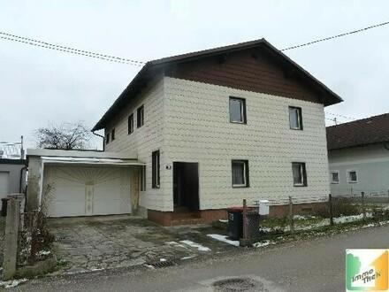 Haus für die Großfamilie in Hörsching-Frindorf