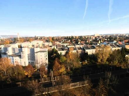 2-Zimmerwohnung mit Fernsicht, Stadtrand Linz