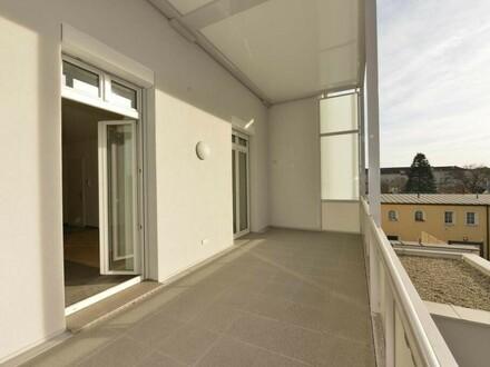 Moderne Mietwohnung mit großer Terrasse - PROVISIONSFREI