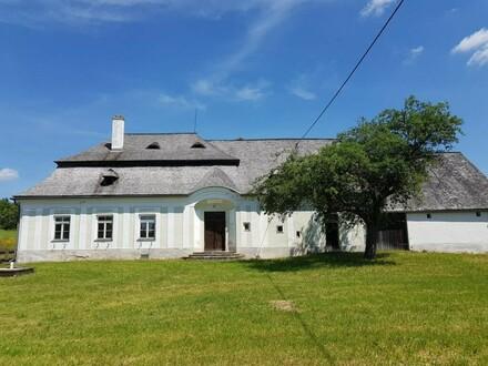 Ehemaliges Försterhaus in Aschelberg zu verkaufen