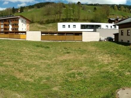 Grundstück im Baurecht, Forstwiese Saalbach