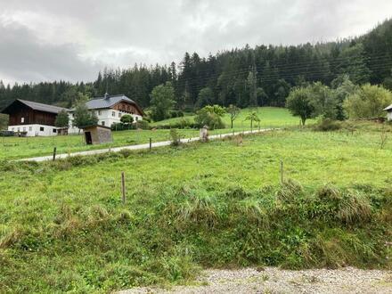 Baugrundstück, sonnig/ruhig; Nähe Zentrum - Annaberg