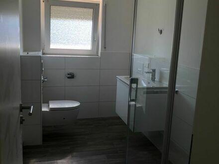 Erstbezug nach Sanierung: Schöne 3-Zimmer-Wohnung in 2-Familienhaus