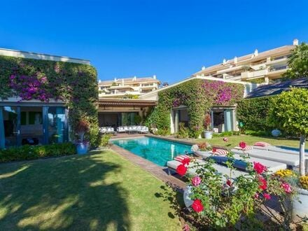 Long term rentals in Marbella Golden Mile TWO EXCLUSIVE RENTALS IN PRIME LOCATION