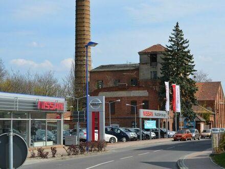 1.500 m2 Autoplatz neben NISSAN in Spremberg mieten