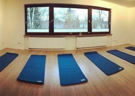 Praxisraum Therapie Yoga Pilates Obermenzing