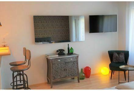 Neu reonviertes Studio 78343 Gaienhofen-Horn 1,5 Zimmer, 700 m zum Bodensee Balkon befristet