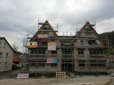 Neubauwohnungen in 9- Familienhaus mit Arztpraxis in Gruibingen zu vermieten
