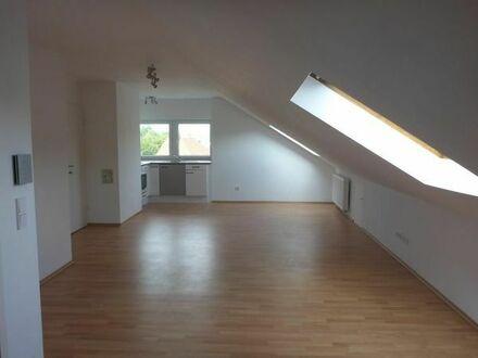Rauenberg, Dachgeschosswohnung 1,5 Zimmer