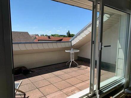 Nachmieter für Studiowohnung in Rastatt, 1 Zimmer KB und Balkon, Rastatt, gesucht