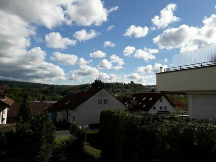 Pforzheim bevorzugte Rodlage schöne 2 Zimmer Wohnung