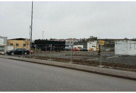 Lager Platz Autoverkauf Platz in Vaihingen/Enz zu vermieten.