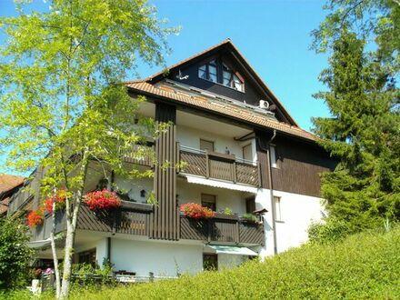 PROVISIONSFREI: Schöne Galeriewohnung im Kurort Bad Bellingen