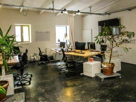 coworking - Arbeitsplätze in Bürogemeinschaft München